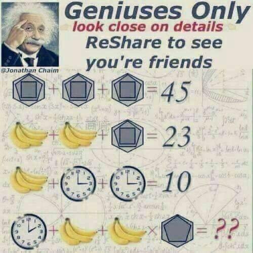 Bananowa zagadka